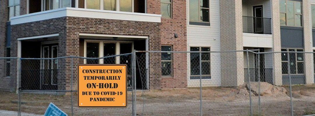 Vyšší moc aneb když se stavba střetne sosudem