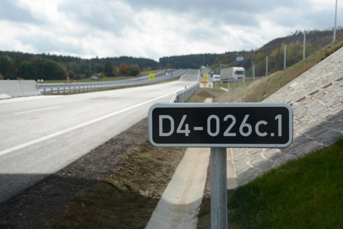 D4 Skalka – křižovatka II/118